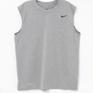 ナイキ スポーツウェア メンズ ワンポイント機能ノースリーブシャツ 718836-063 NIKE