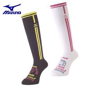 ミズノ MIZUNO バレーボールウェア レディース  ディズニーソックス  V2MX7002|himaraya