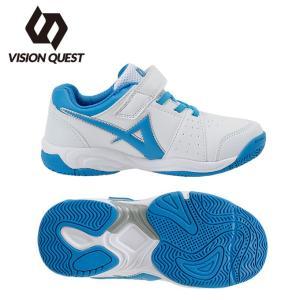 ビジョンクエスト VISION QUEST  ジュニアテニスシューズ オールコートコート用 ジュニア コート AC VQ530203G02|himaraya