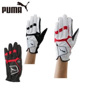 プーマ PUMA ゴルフ 左手用グローブ メンズ 3Dリブートグローブ 867669