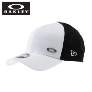 オークリー キャップ 帽子 メンズ TINFOIL CAP ティンフォイル 911548-100 OAKLEY|himaraya
