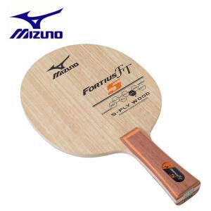 ミズノ MIZUNO 卓球ラケット シェークタイプ フォルティウス FT5 83GTT60554 FL himaraya