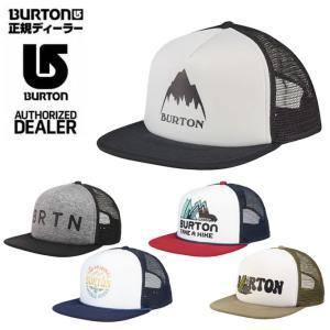 バートン BURTON  キャップ 帽子 I-80 Snapback Trucker Hat 137511|himaraya