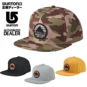 バートン BURTON キャップ 帽子 Underhill 154731|himaraya