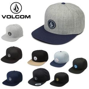 ボルコム VOLCOM キャップ 帽子 メンズ レディース QUARTER TWILL HAT D5511561|himaraya