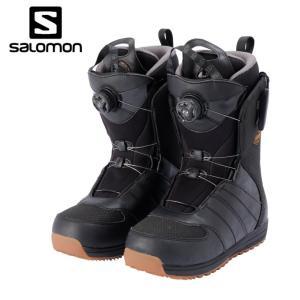サロモン salomon スノーボードブーツ ダイヤルタイプ...