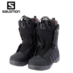 サロモン salomon  スノーボードブーツ ひもタイプ メンズ タイタン クイックロック TITAN QUICKLOCK