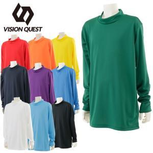 ビジョンクエスト VISION QUEST サッカーウェア 機能 長袖 ジュニア 17FWハイネックインナーシャツLS VQ540416G07|himaraya