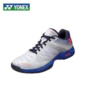 ヨネックス YONEX テニスシューズ オムニ・クレイコート用 メンズ レディース パワークッション エアラスダッシュ GC SHTADGC-207