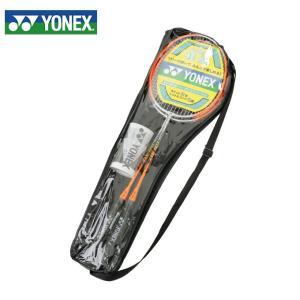 ヨネックス YONEX  バドミントンラケット 張り上げ済み グラフレックス417W GR417WHG|himaraya