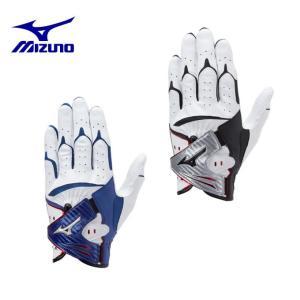 ミズノ MIZUNO ゴルフ 左手用グローブ メンズ 手袋 クロスフィット 左手 ゴルフ 5MJML751|himaraya