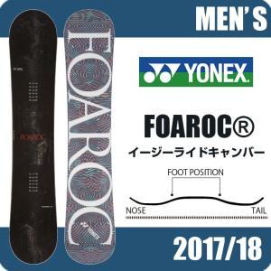 ヨネックス YONEX スノーボード板 メンズ FOAROC...