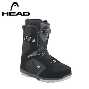 ヘッド HEAD  スノーボードブーツ ダイヤルタイプ メンズ スカウト プロ ボア SCOUT P...