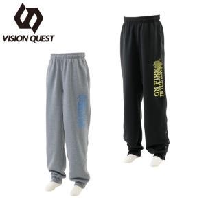 ビジョンクエスト VISION QUEST バスケットボール ジュニア スウェットパンツ 裾ボタン VQ570404G02
