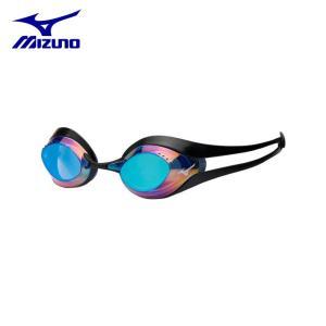 ミズノ MIZUNO FINA承認モデル 水泳 ゴーグル  FINA承認済 GX-SONIC EYE スイミングゴーグル ノンクッションタイプ N3JE6001-09 himaraya