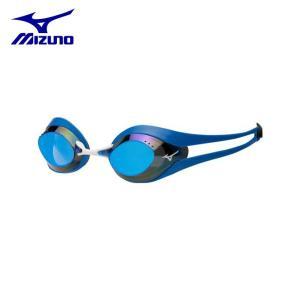 ミズノ MIZUNO FINA承認モデル 水泳 ゴーグル FINA承認済 GX-SONIC EYE スイミングゴーグル ノンクッションタイプ N3JE6001-22 himaraya