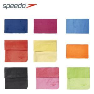 スピード speedo スイムタオル セームタオル 小 SD96T02|himaraya