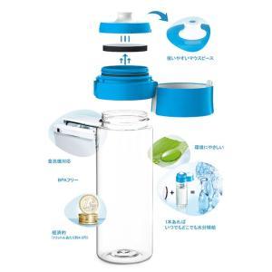 ブリタ BRITA 浄水機能付きボトル fil...の詳細画像3