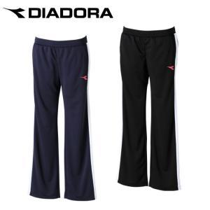 ディアドラ テニスウェア ウインドブレーカー レディース 薄手トレーニングパンツ DTL7292 D...