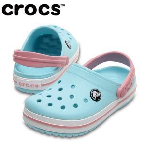 クロックス  crocs  サンダル  ジュニア crocb...