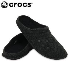 クロックス スリッパ Classic Slipper クラシック スリッパ 203600-060  crocs