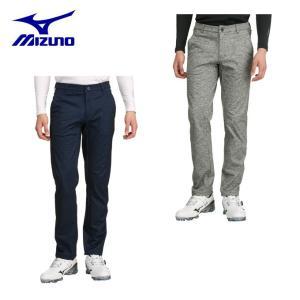 ミズノ MIZUNO ゴルフウェア ロングパンツ メンズ テックシールド裏起毛パンツ 52MF7505|himaraya