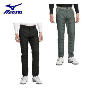 ミズノ MIZUNO ゴルフウェア ロングパンツ メンズ テックフィルハイブリッドパンツ 52MF7507|himaraya
