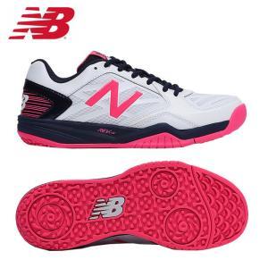 ニューバランス new balance  テニスシューズ オムニ・クレーコート用 レディース WC100 WP1|himaraya