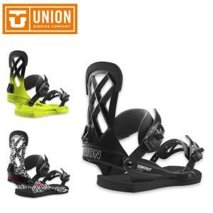 ユニオン UNION  スノーボード ビンディング メンズ コンタクト プロ CONTACT PRO