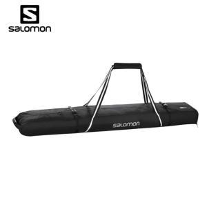 サロモン salomon ショートスキーケース メンズ レディース EXTEND 2PAIRS 175+20 SKIBAG エクセンド L38310800|himaraya