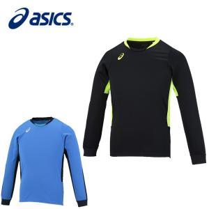 アシックス バレーボール 長袖Tシャツ メンズ 長袖ブレードプラシャツ XW6732 asics|himaraya