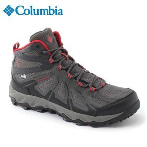 コロンビア Columbia  トレッキングシューズ メンズ ピークフリーク エクスカージョン2エクセルミッド アウトドライ BM1763 023|himaraya