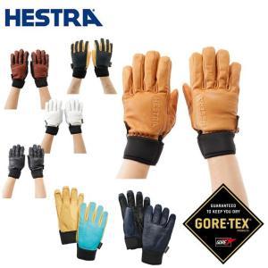 ヘストラ スキーグローブ メンズ レディース コアテックス OMNI GTX FULL LEATHER オムニ フルレザー 31910 HESTRA|himaraya