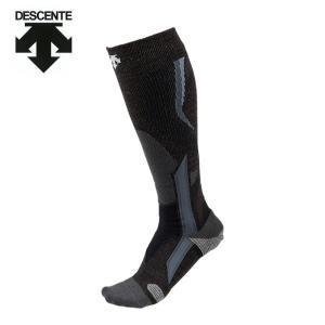 デサント  スキー スノーボード ソックス メンズ レディース 3D SOX plus+ DSK-7500 DESCENTE himaraya