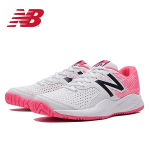 ニューバランス  new balance  テニスシューズ オールコート用  レディース  WC696OB3|himaraya