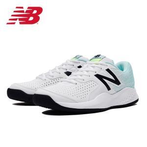 ニューバランス  new balance  テニスシューズ オムニ・クレーコート用   レディース WC606WP3|himaraya