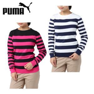 プーマ PUMA  ゴルフウェア レディース セーター 57...