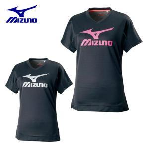 ミズノ MIZUNO バレーボール 半袖Tシャツ レディース ブレスサーモプラクティスシャツ V2MA7780