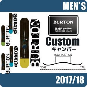 バートン BURTON スノーボード 板 メンズ CUSTO...