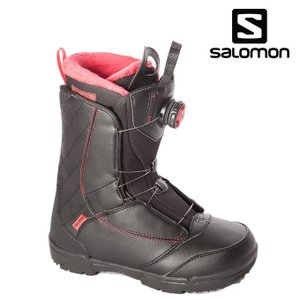 サロモン salomon スノーボードブーツ レディース ダイヤルタイプ ケア ボア KEA BOA BK|himaraya