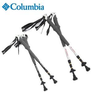 コロンビア Columbia トレッキング ステッキ I字型 2本組 ソルトリックマウンテンポールM PU1647|himaraya