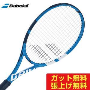 バボラ 硬式テニスラケット ピュアドライブ 2018 PURE DRIVE 17PD BF10133...