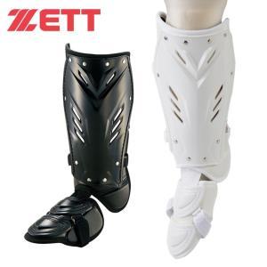 ゼット ZETT 野球 フットガード 打者用レッグガード 左打者用 BLL2095R|himaraya