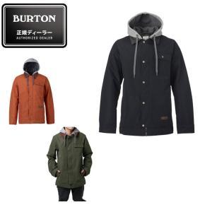バートン BURTON スノーボードウェア Men's Dunmore Jacket メンズ ダンモ...