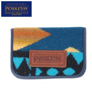 ペンドルトン PENDLETON PDWカードケース PDT-000-173201-NVY|himaraya