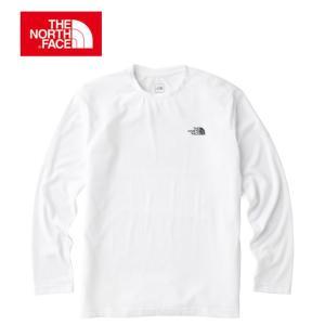 ノースフェイス Tシャツ 半袖 メンズ L/S Square Logo Tee ロングスリーブ スクエアー ロゴ ティー NT81743 THE NORTH FACE