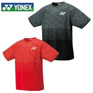 ヨネックス テニスウェア バドミントンウェア Tシャツ 半袖 メンズ レディース JAPANドライT...