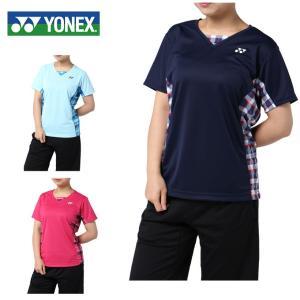 ヨネックス テニスウェア バドミントンウェア ゲームシャツ レディース 20397 YONEX 日本...