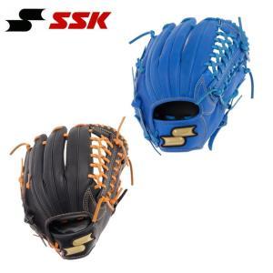 エスエスケイ SSK  野球 少年軟式グラブ ジュニア スーパーソフトオールラウンド SSJ761F|himaraya
