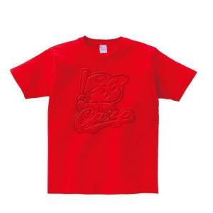 野球 北斗の拳 カープTシャツ emboss-T 広島カープ|himaraya